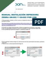 Instalacion_Zebra GK4XX GX4xx USB