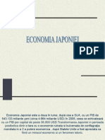 Economia Japoniei