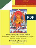 Dharma cotidiano Octubre 2011 - número 3 año 1