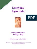 Ch 1 10 Everyday Ayurveda Book