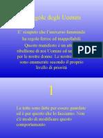 Le Regole Degli Uomini1
