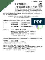 孩子,家庭的鏡子~家族系統排列工作坊簡章-960714