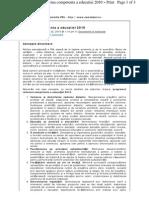 Reforma Competent A a Educatiei PNL