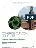 Congress Outlook EMCC 2011 - SAMPLE PAGES ONLY