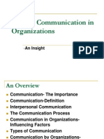 Unit 11 Communication