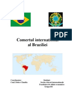Comertul International Al Braziliei