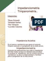 Impedanciometria PARA Exponer