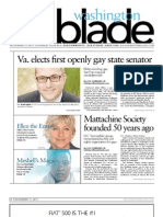 washingtonblade.com - volume 42, issue 45 - november 11, 2011