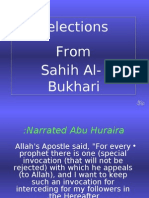 Sa7i7 Al Bukhari ENGLISH