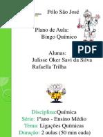 Apresentação Plano de Aula- Julisse e Rafaella-Pólo São José