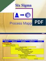 6 Sigma Process Mapping