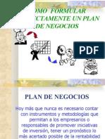 Plan de Negocios Diapositivas 99