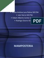 Mamposteria Final