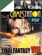 Game Station - Final Fantasy VIII
