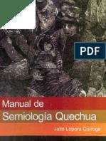 Semiologia Quechua