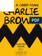 Ranchview Presents You're a Good Man Charlie Brown