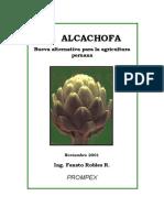 alcachofa parte agricola