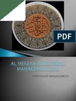 3nov 2011 Meezan Portfolio Investmnttttt