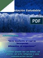Alimentacion Saludable May 06