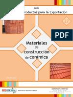 27 - PPE Materiales de Construccion de Ceramica