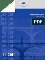 ECB - Monthly Economic Bulletin