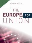 Duncan Watts_The European Union