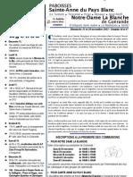 Bulletin SAPB&NDLB 111113