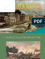 LA I REVOLUCIÓN INDUSTRIAL