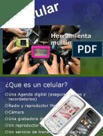 El celular
