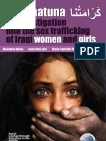 Karamatuna – An Investigation into the Sex Trafficking of Iraqi Women and Girls