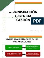 Presentaciones - Bases Gerenica de Py