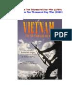 Vietnam the Ten Thousand Day War