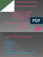 Trabajo De Español...