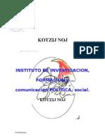 Plan general de la consultoría