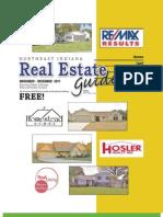 Northeast Indiana Real Estate Guide - November 2011