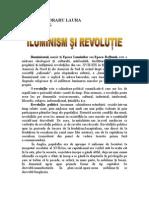 ILUMINISM SI REVOLUTIE