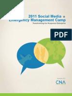 2011 Social Media + Emergency Management Camp