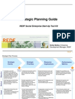 REDF Strategic Planning Guide