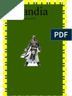 Livro Do Jogador - Verde