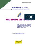 Proyecto Tesis - i Pregrado