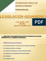Aduanas Exposicion