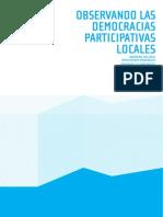 Observado las Democracias Participativas Locales