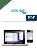 Teachers using Twitter Slides