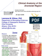 Anorectal Clinical