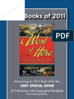 Hudson Booksellers' Best Books 2011