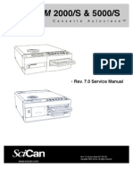 Scican Statim 2000,5000 - Service Manual