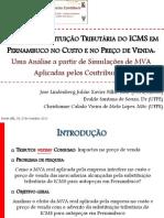 Apresentação V SEMINÁRIO UFPE