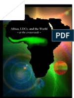 """Africa, MDGs, and the Power of today's """"Under-20s"""""""