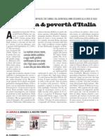 Ricchezza & povertà d'Italia