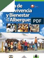 Cartilla Guia de Convivencia en Los Albergues